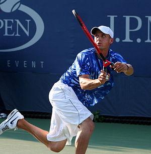 Brian Battistone - Brian Battistone at 2012 US Open