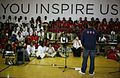 Brian Clay shares his Olympic Story with Chicago Public School students (3003220307).jpg
