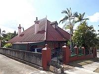 Brickstone residence from Murphy Street, Ipswich, Queensland.jpg