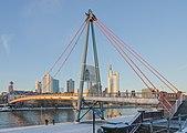 Bridge Holbeinsteg - Frankfurt - Germany - 01.jpg