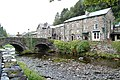Bridge at Beddgelert - geograph.org.uk - 1588537.jpg
