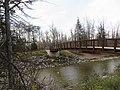 Bridge in Fish Creek Provincial Park in fall 2016.jpg