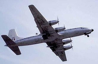 Bristol Aeroplane Company - The Bristol Britannia
