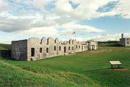 British Fort at Crown Point