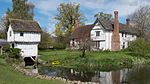 Brockhampton Estate - gatehouse and manor house.jpg