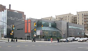 Bronx Museum of the Arts - Image: Bronx Museum Art jeh