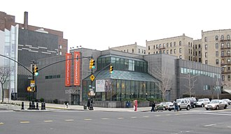 Bronx Museum of the Arts - Image: Bronx Museum Art jeh