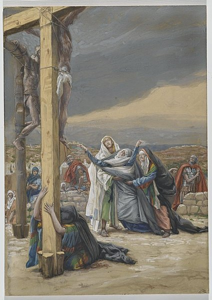 File:Brooklyn Museum - The Sorrowful Mother (Mater Dolorosa) - James Tissot.jpg
