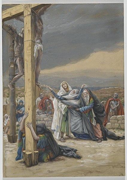 File:Brooklyn Museum - The Sorrowful Mother (Mater Dolorosa) - James Tissot.jpg