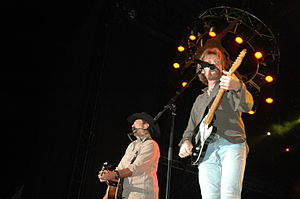 50th Annual Country Music Association Awards - Image: Brooks & dunn delivers