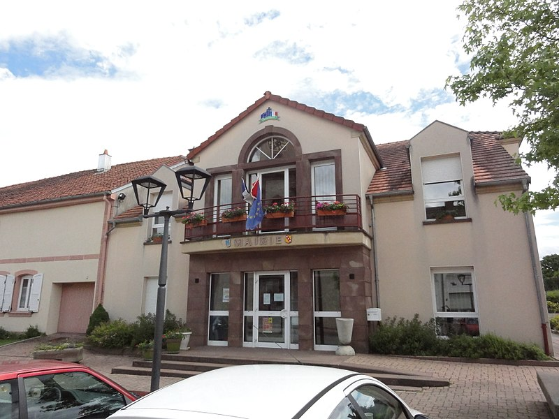 Brouderdorff (Moselle) mairie