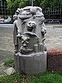 Brug 415 met Ode aan Berlage, gemaakt door Hildo krop foto10.JPG