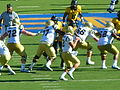 Bruins on offense at UCLA at Cal 2010-10-09 41.JPG
