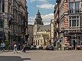 Brussels, straatzicht vanaf un Oiseau naar Rue Joseph Stevens foto7 2015-06-07 13.15.jpg