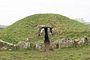 Entrée nord-est de Bryn Celli Ddu (Anglesey)