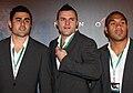 Bryson Goodwin, Beau Champion and Jeff Lima 2013.jpg