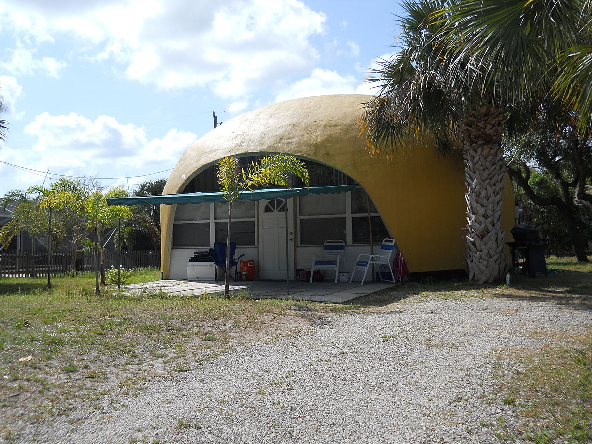 Bubble houses hobe sound florida wikipedia for Noyes home