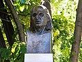 Bucuresti, Romania, Parcul Herastrau (Statuia lui Grigore Vieru); B-II-a-A-18802 (3).JPG