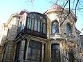 Bucuresti, Romania, Str. Henri Coanda (casa Macca - Institutul de Arheologie Vasile Parvan) B-II-m-B-18440 (6).JPG