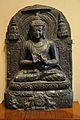 Buddha - Circa 10th Century CE - Bihar - ACCN 3729 - Indian Museum - Kolkata 2013-04-10 7788.JPG