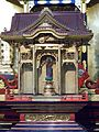 Buddhist statue gifted by rennyo.JPG