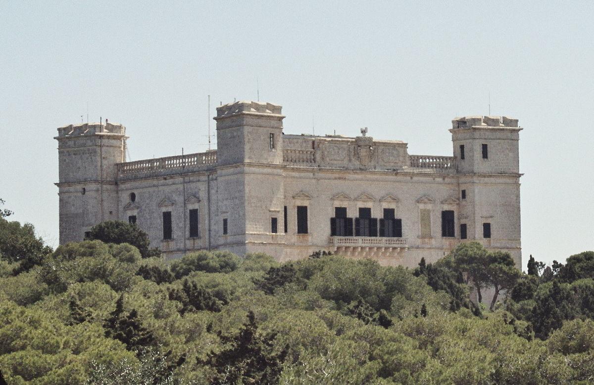 Verdala Palace - Wikipedia
