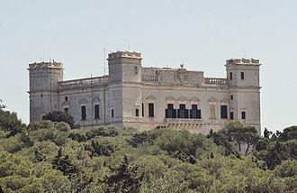 Girolamo Cassar - Verdala Palace