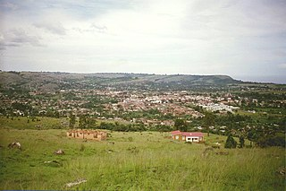 Bukoba town in Kagera Region, Tanzania