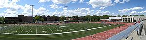 Concordia University Nebraska - Image: Bulldog Field CUNE