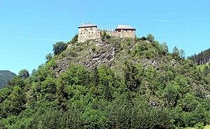 Burg Dürnstein - Image: Burgruine Dürnstein (Steiermark)