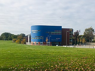 Burnage Academy for Boys Academy in Manchester, England
