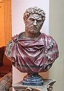 Bust of Caracalla at The Feodor Dostoevsky restaurant 5.jpg