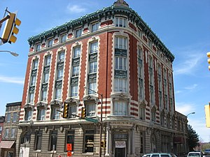 National Register of Historic Places listings in Butler County, Pennsylvania - Image: Butler County National Bank