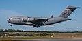 C-17 ready to touch down at Elmendorf (7674513626).jpg
