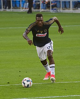 C. J. Sapong American soccer player