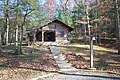 CCC built cabins at Douthat State Park cabin 7 (26352397508).jpg