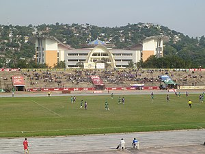 CCM Kirumba Stadium Mwanza