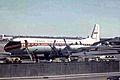 CF-TKE 1 V952 Vanguard Trans Canada A-l YYC 1963 (5641765754).jpg