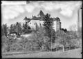 CH-NB - Blonay, Château, vue partielle - Collection Max van Berchem - EAD-7225.tif