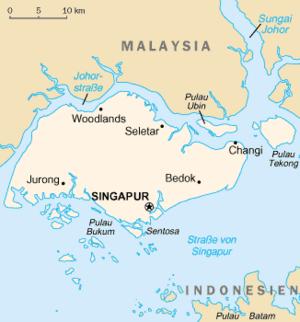 Singapur – Reiseführer auf Wikivoyage