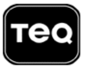 CJNT-DT - Logo as TEQ, 1980s to 1997
