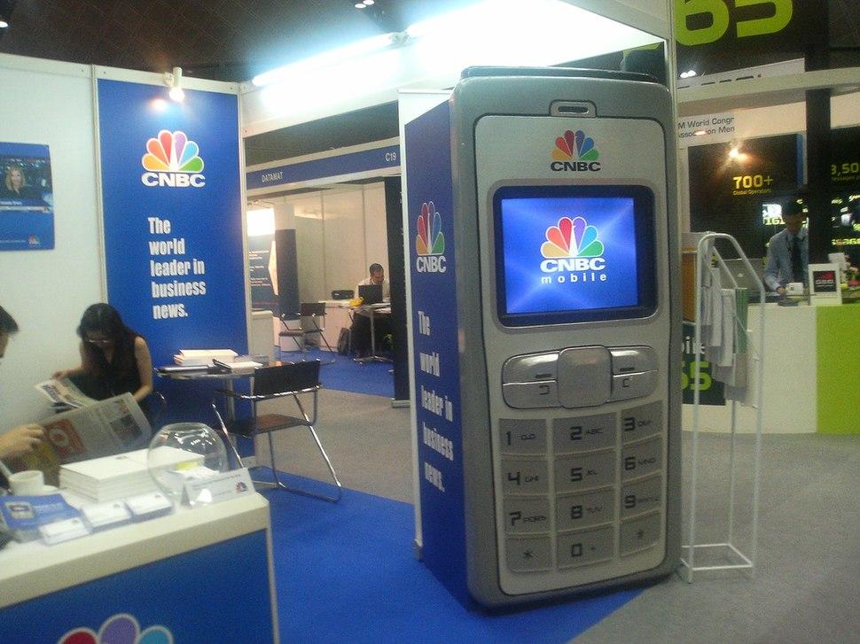CNBC Asia - 3GSM Asia