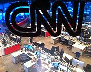 CNN Atlanta Newsroom