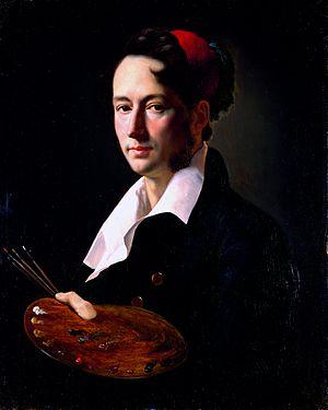 Jean-Claude Bonnefond - Claude Bonnefond; portrait by Sébastien Melchior Cornu