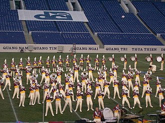 The Cadets Drum and Bugle Corps - The Cadets, 2007.