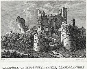 Caerphily, or, Sengenneth castle, Glamorganshire