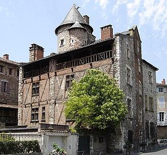 Cahors - Hôtel de Roaldès