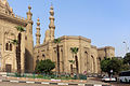 Cairo, moschea di ar-rifai, esterno 01.JPG