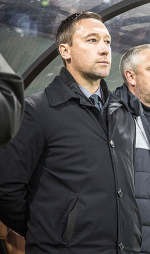 Caleb Porter - Porter as Portland Timbers head coach in November 2015