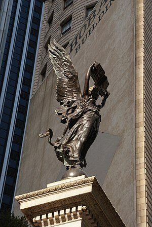 Admission Day Monument - Image: California Admission to Union Monument (5082563632)
